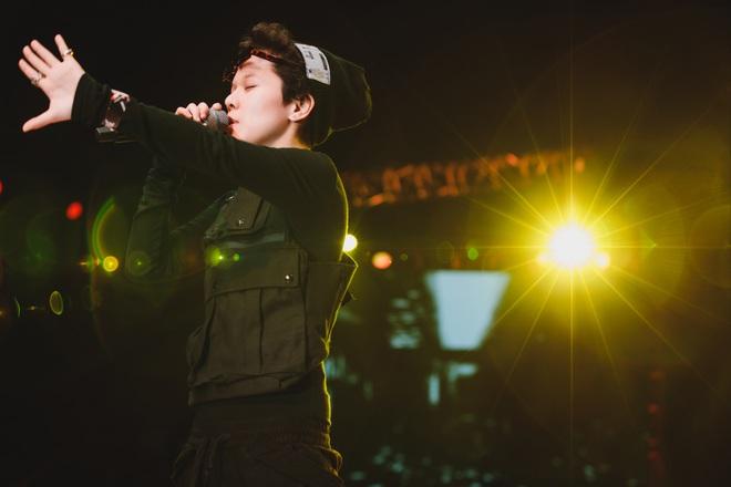Loạt hit đình đám khuấy động không khí trong Beck'Stage Unexpected Rap Fest - Ảnh 2.
