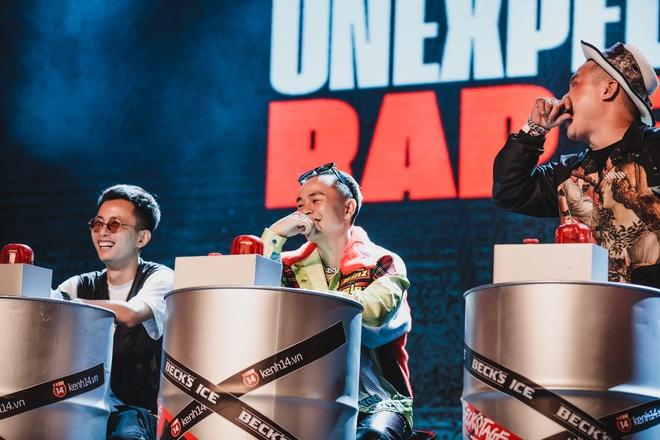 Loạt hit đình đám khuấy động không khí trong Beck'Stage Unexpected Rap Fest - Ảnh 9.