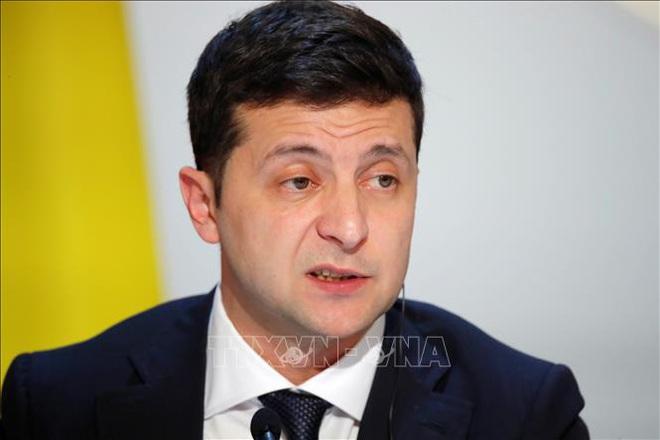 Tổng thống Ukraine trình dự luật sửa đổi hiến pháp về phân cấp quyền lực  - Ảnh 1.