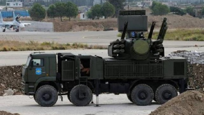 Tổ hợp phòng không Pantsir-S1 Nga: Công to nhưng tội lớn ở Syria - Ảnh 3.