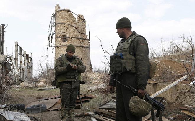 Ukraine đề cập kịch bản đưa lực lượng gìn giữ hòa bình đến Donbass
