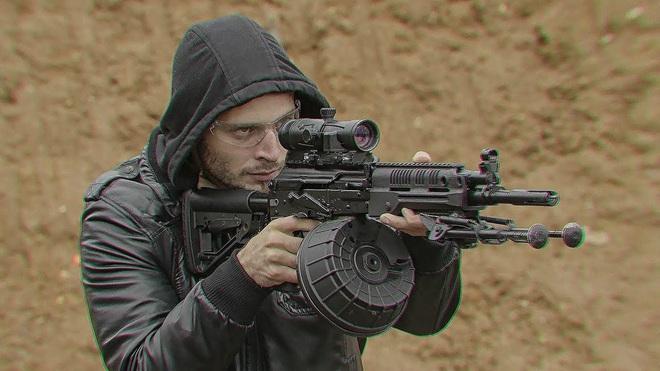 Nga bí mật đem máy quét bộ binh sang chiến trường Syria - ảnh 11