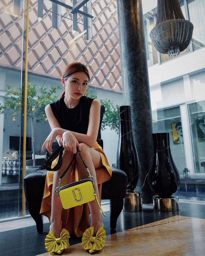 """Con gái của """"bà hoàng Hermes Jamie Chua: Tí tuổi đã mặc đồ hàng hiệu khắp người, mạnh dạn đầu tư kinh doanh thương hiệu phụ kiện riêng - Ảnh 12."""