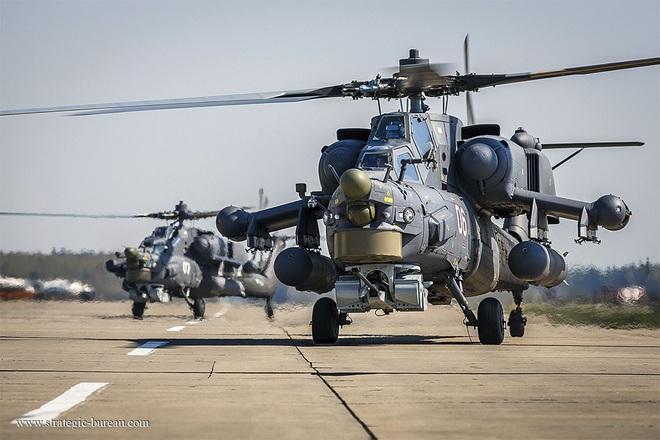 Nga công bố hình ảnh trực thăng Mi-28UB rơi trong khi bay huấn luyện - Ảnh 10.