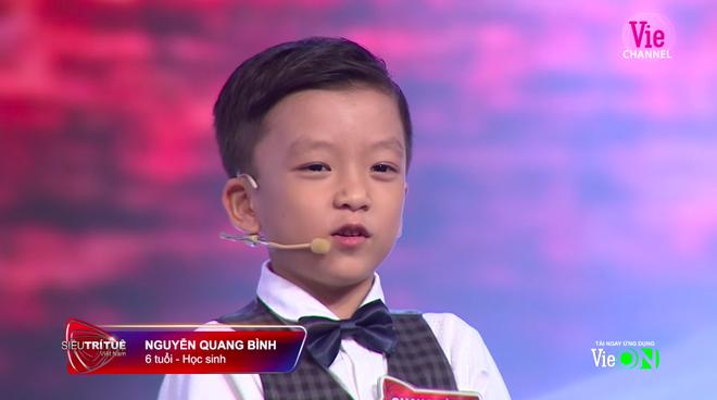 Siêu trí tuệ: Cậu bé 6 tuổi khiến nhà báo Lại Văn Sâm bật dậy hô lớn Tôi không tin - Ảnh 1.