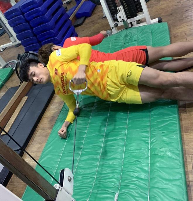 Quang Hải, Đình Trọng báo tin vui, U23 Việt Nam rèn quân với lịch trình mới tại Hàn Quốc - Ảnh 5.