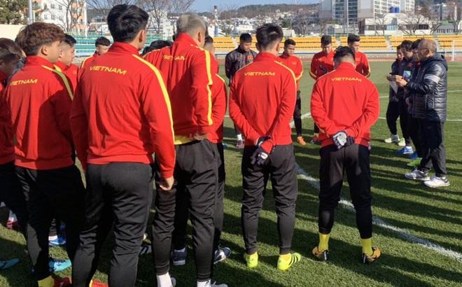 Quang Hải, Đình Trọng báo tin vui, U23 Việt Nam rèn quân với lịch trình mới tại Hàn Quốc