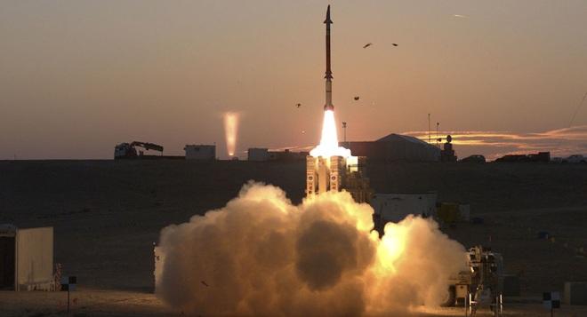 Không khua chiêng gõ trống nhưng vũ khí hủy diệt của Israel có thể khiến Iran co rúm - ảnh 1