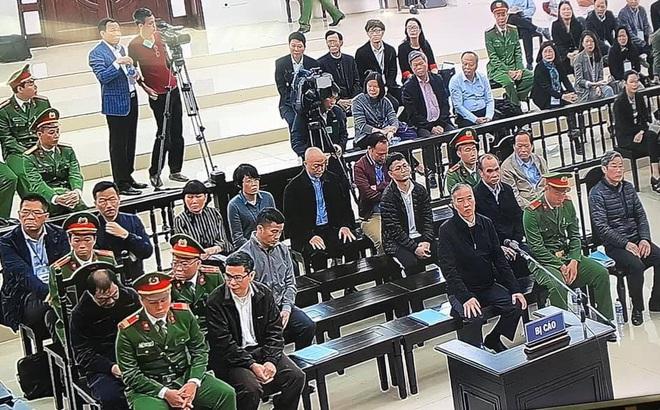 Xét xử 2 cựu bộ trưởng liên quan vụ AVG: Bị cáo Phạm Nhật Vũ khai đưa cho ông Nguyễn Bắc Son 3 triệu USD