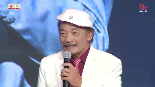 NSND Trần Hiếu vừa trải qua cơn nguy kịch, 83 tuổi vẫn ở nhà ngập lụt, ăn bát cơm không có gì - Ảnh 1.