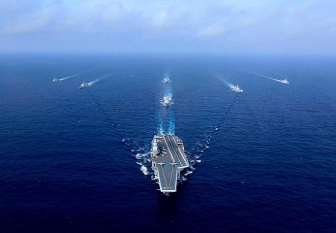Lộ diện xưởng đóng tàu chiến siêu khủng của HQ Trung Quốc: Một bức ảnh nói lên tất cả - Ảnh 2.