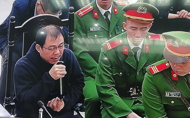 Bị cáo Phạm Nhật Vũ khai trả lại 8.900 tỷ với mong muốn giảm nhẹ cho những người liên quan