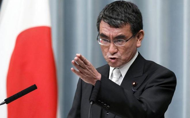"""Biển Đông: Bộ trưởng Quốc phòng Nhật Bản lên án TQ bằng phát biểu cứng rắn """"khác thường"""""""