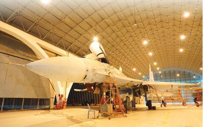 Tiêm kích Su-27 KQVN lột xác: Ngạc nhiên với bệ phóng hiện đại - Thần kỳ tầm cỡ khu vực - Ảnh 5.