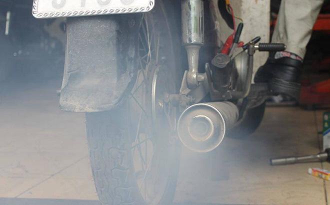 Những dấu hiệu nhận biết xe máy đang bị hao xăng