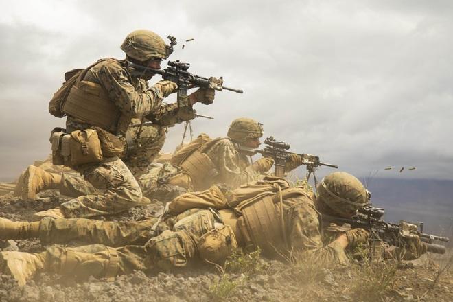 Những bức ảnh thần sầu của đội quân mạnh nhất thế giới 2019 - Ảnh 1.