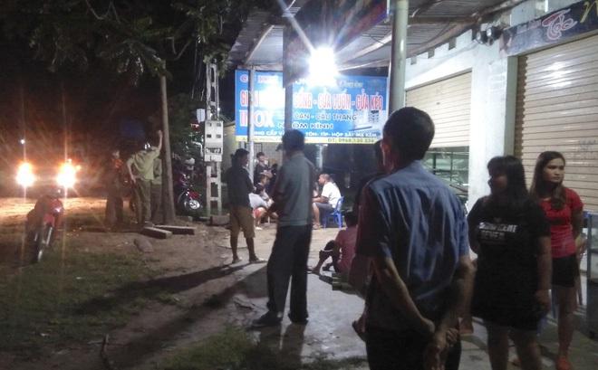 Nhóm trai làng hỗn chiến trong đêm, 2 người thiệt mạng, 1 người đang nguy kịch