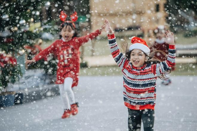 Táo quân ngừng sản xuất, Xuân Bắc thực hiện kế hoạch đón Noel đã ấp ủ 10 năm - Ảnh 4.