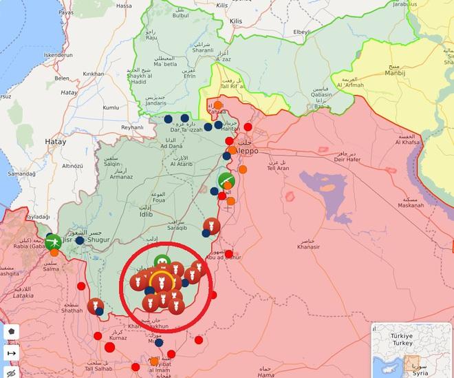 CẬP NHẬT: Nhiều lính đặc nhiệm Nga bị bao vây và tiêu diệt ở Syria - Nga dùng bom mạnh khủng khiếp, chưa từng có? - Ảnh 8.