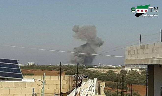 CẬP NHẬT: Nhiều lính đặc nhiệm Nga bị bao vây và tiêu diệt ở Syria - Nga dùng bom mạnh khủng khiếp, chưa từng có? - Ảnh 6.