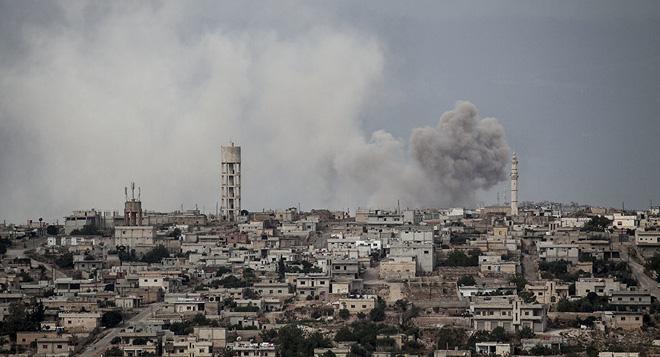 CẬP NHẬT: Nhiều lính đặc nhiệm Nga bị bao vây và tiêu diệt ở Syria - Nga dùng bom mạnh khủng khiếp, chưa từng có? - Ảnh 5.