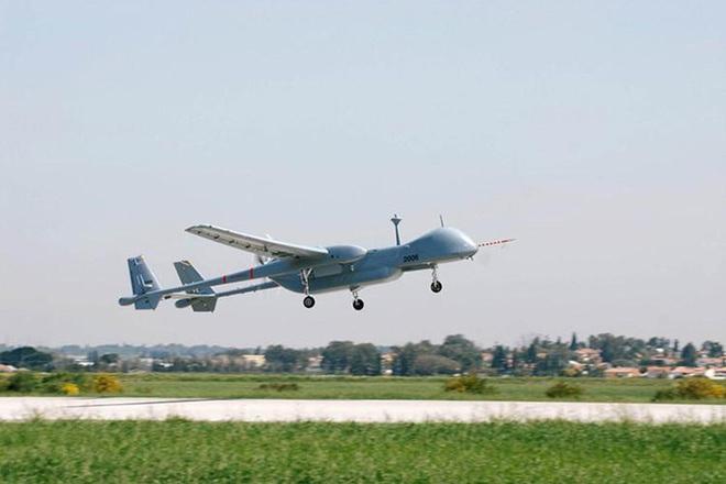 [ẢNH] Máy bay không người lái Israel xâm nhập không phận Syria, đòn tấn công sắp tới? - Ảnh 4.