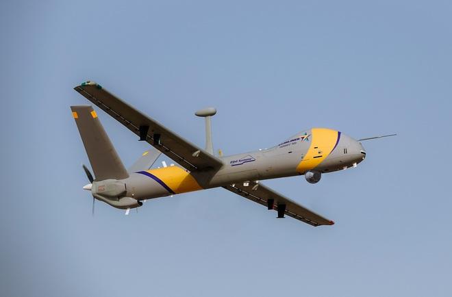 [ẢNH] Máy bay không người lái Israel xâm nhập không phận Syria, đòn tấn công sắp tới? - Ảnh 9.