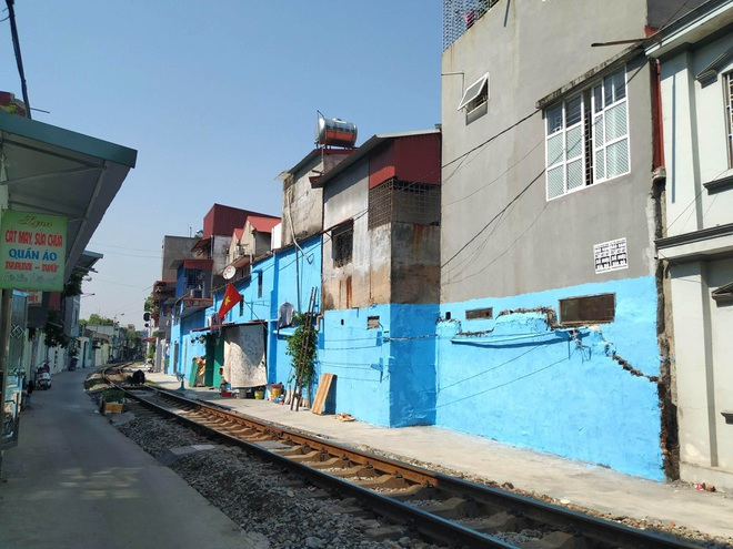 Phố đường tàu Lê Chân thay áo, dẹp chợ ma túy  - Ảnh 1.
