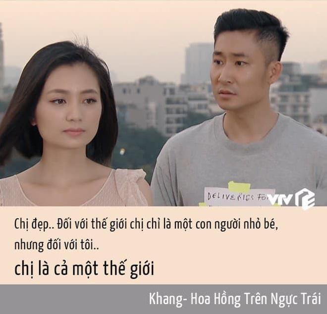 Khang của Hoa hồng trên ngực trái: Tôi giờ ghét Diệu Hương lắm! - Ảnh 5.