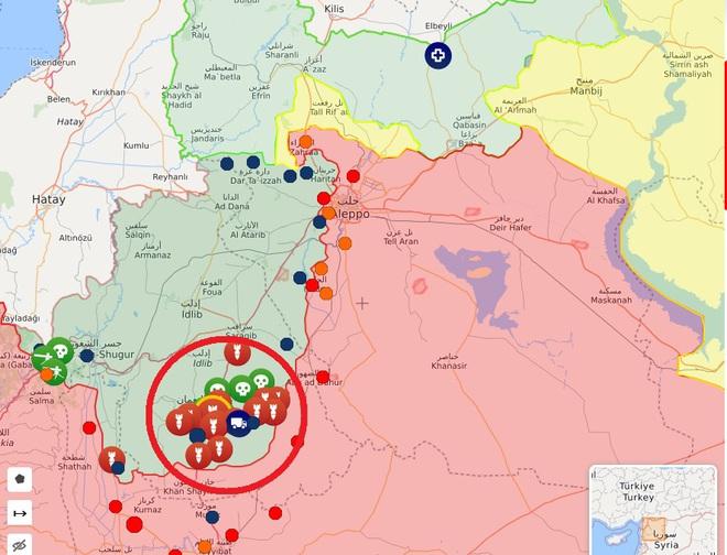 CẬP NHẬT: Tiêm kích tàng hình Su-57 Nga lại bất ngờ xuất hiện ở Syria - Thần không biết, quỷ không hay - Ảnh 8.