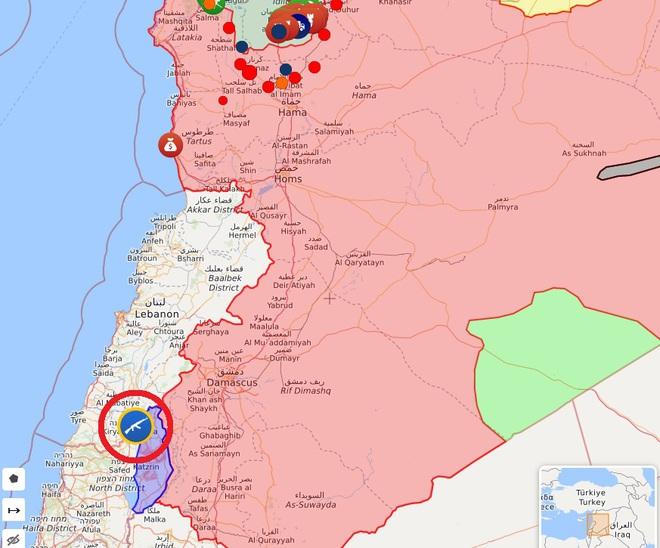 CẬP NHẬT: Tiêm kích tàng hình Su-57 Nga lại bất ngờ xuất hiện ở Syria - Thần không biết, quỷ không hay - Ảnh 6.