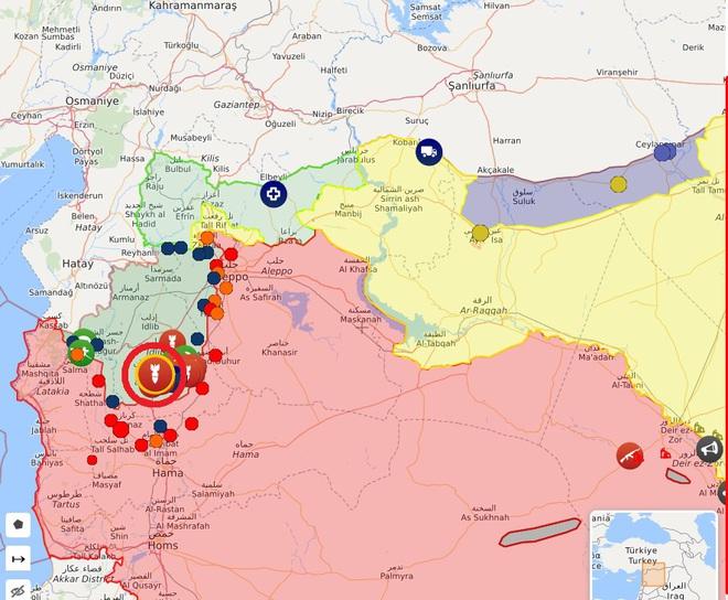 CẬP NHẬT: Tiêm kích tàng hình Su-57 Nga lại bất ngờ xuất hiện ở Syria - Thần không biết, quỷ không hay - Ảnh 4.