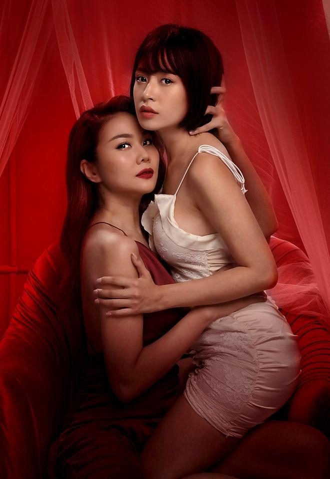 Thanh Hằng, Chi Pu lo lắng khi nhận lời đóng cảnh nóng đồng tính, sợ hình ảnh bị dơ và rẻ tiền! - Ảnh 3.