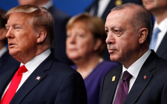 Thổ Nhĩ Kỳ cảnh báo, nhắc khéo Mỹ chớ giáng đòn đau