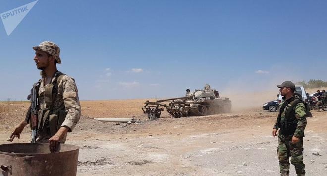 CẬP NHẬT: Tiêm kích tàng hình Su-57 Nga lại bất ngờ xuất hiện ở Syria - Thần không biết, quỷ không hay - Ảnh 18.