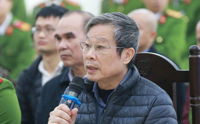 Cựu Bộ trưởng Nguyễn Bắc Son khai gì về việc sử dụng 3 triệu USD nhận từ Phạm Nhật Vũ