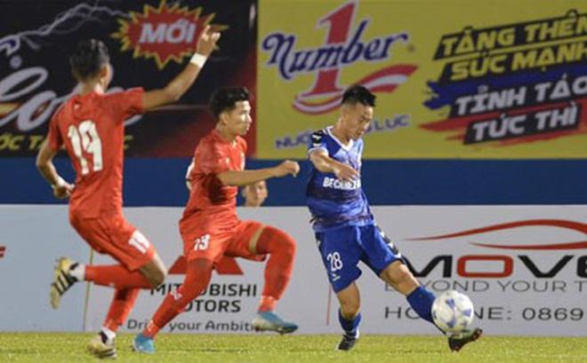 Thắng dễ U20 Việt Nam, Bình Dương vô địch BTV Cup