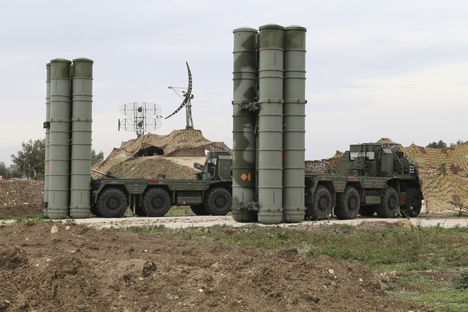 Hệ thống tên lửa phòng không S-400 Thổ Nhĩ Kỳ đột nhiên biến mất không dấu vết - Ảnh 11.