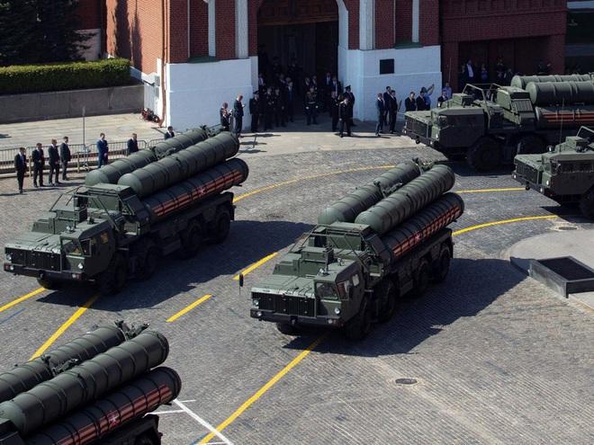 Hệ thống tên lửa phòng không S-400 Thổ Nhĩ Kỳ đột nhiên biến mất không dấu vết - Ảnh 13.