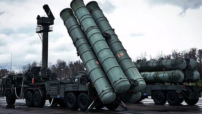 Hệ thống tên lửa phòng không S-400 Thổ Nhĩ Kỳ đột nhiên biến mất không dấu vết - Ảnh 14.