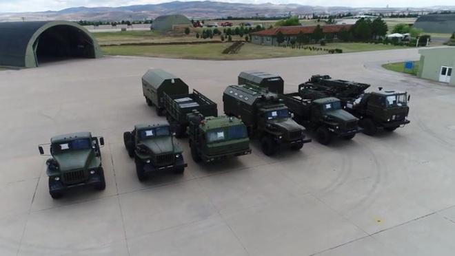 Hệ thống tên lửa phòng không S-400 Thổ Nhĩ Kỳ đột nhiên biến mất không dấu vết - Ảnh 8.