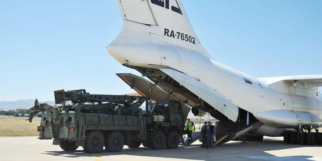 Hệ thống tên lửa phòng không S-400 Thổ Nhĩ Kỳ đột nhiên biến mất không dấu vết - Ảnh 9.