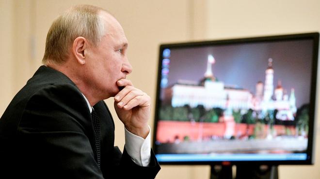 Tổng thống Putin vẫn sử dụng Windows XP - Ảnh 2.