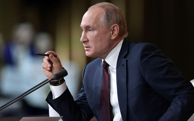 Ông Putin nói về việc Nga thành lập liên minh quân sự với Trung Quốc