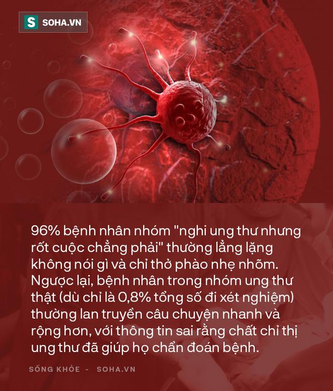 BS Phạm Nguyên Quý (từ Nhật): Năm hết Tết đến, đọc để tránh rước cục nợ từ quảng cáo tầm soát ung thư! - Ảnh 1.