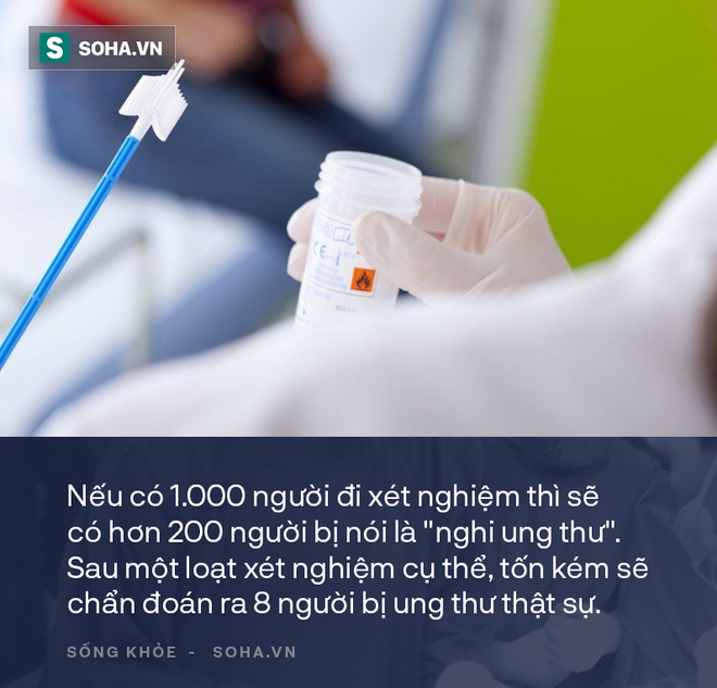 BS Phạm Nguyên Quý (từ Nhật): Năm hết Tết đến, đọc để tránh rước cục nợ từ quảng cáo tầm soát ung thư! - Ảnh 10.