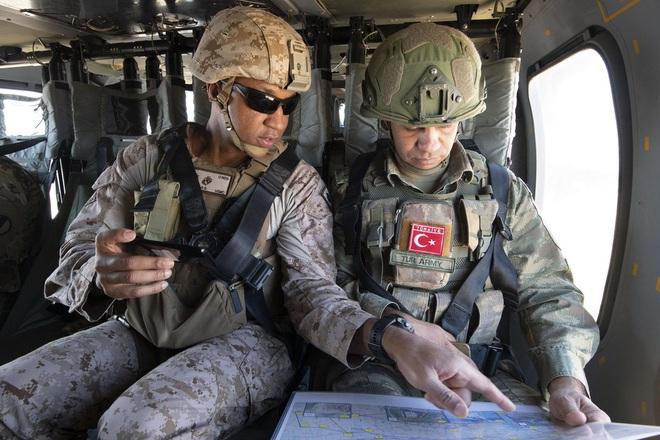 Báo Thổ cay đắng: Kết quả của chiến dịch QS ở Syria ư, hãy đếm số căn cứ nước ngoài! - ảnh 5
