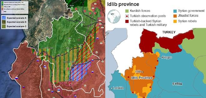 Đại kết cục của chiến tranh Syria: Nga chiếu bí, Thổ lật mặt, QĐ Syria đại công cáo thành? - ảnh 5