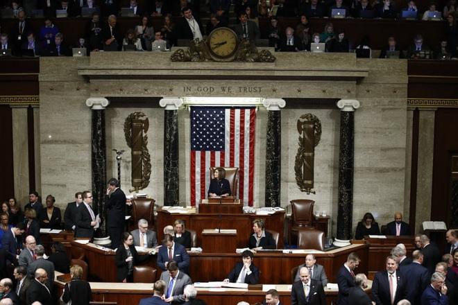 Lưu danh sử sách sau đòn đánh chấn động của Đảng Dân chủ: Ông Trump đã thua? - Ảnh 1.