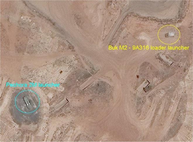 [ẢNH] Israel khẳng định phá hủy Buk-M2 và Pantsir-S1 Syria, không đánh nhầm mô hình ngụy trang - ảnh 2